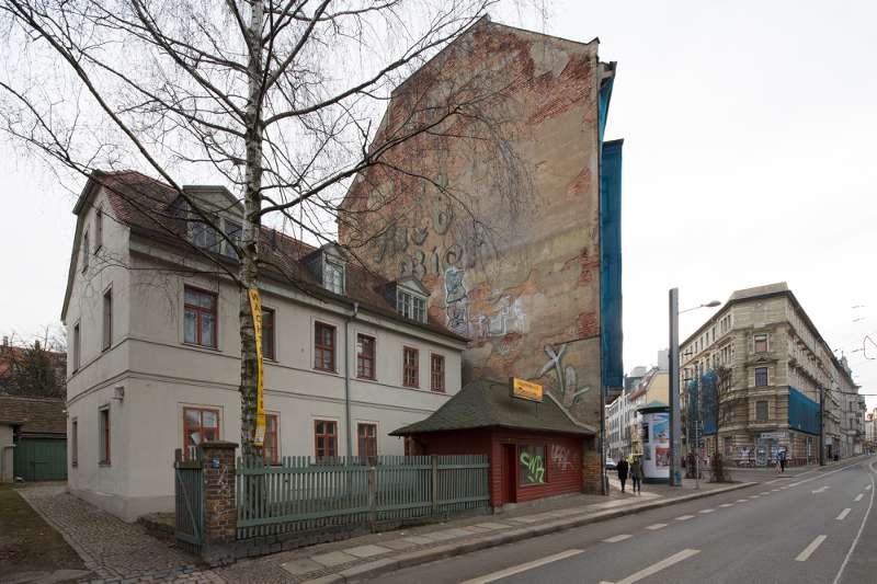 Vereinshaus von Haushalten.
