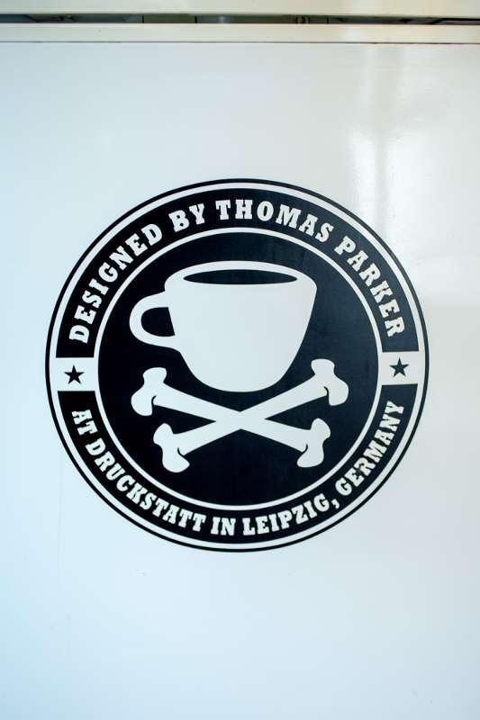 Logo der Druckstatt