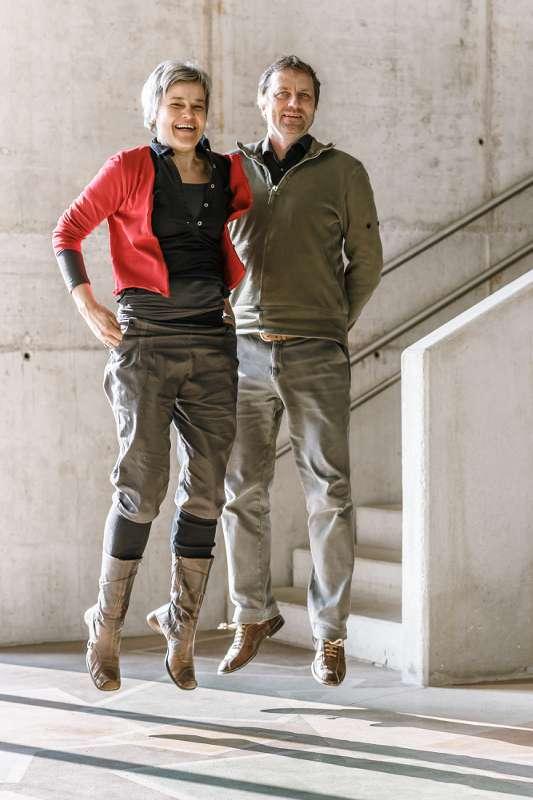 Birgit Schulze Wehninck & Sven Riemer