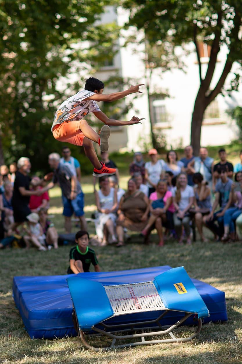 Zirkus Upsala in Zeitz . Fotografiert von regentaucher.com