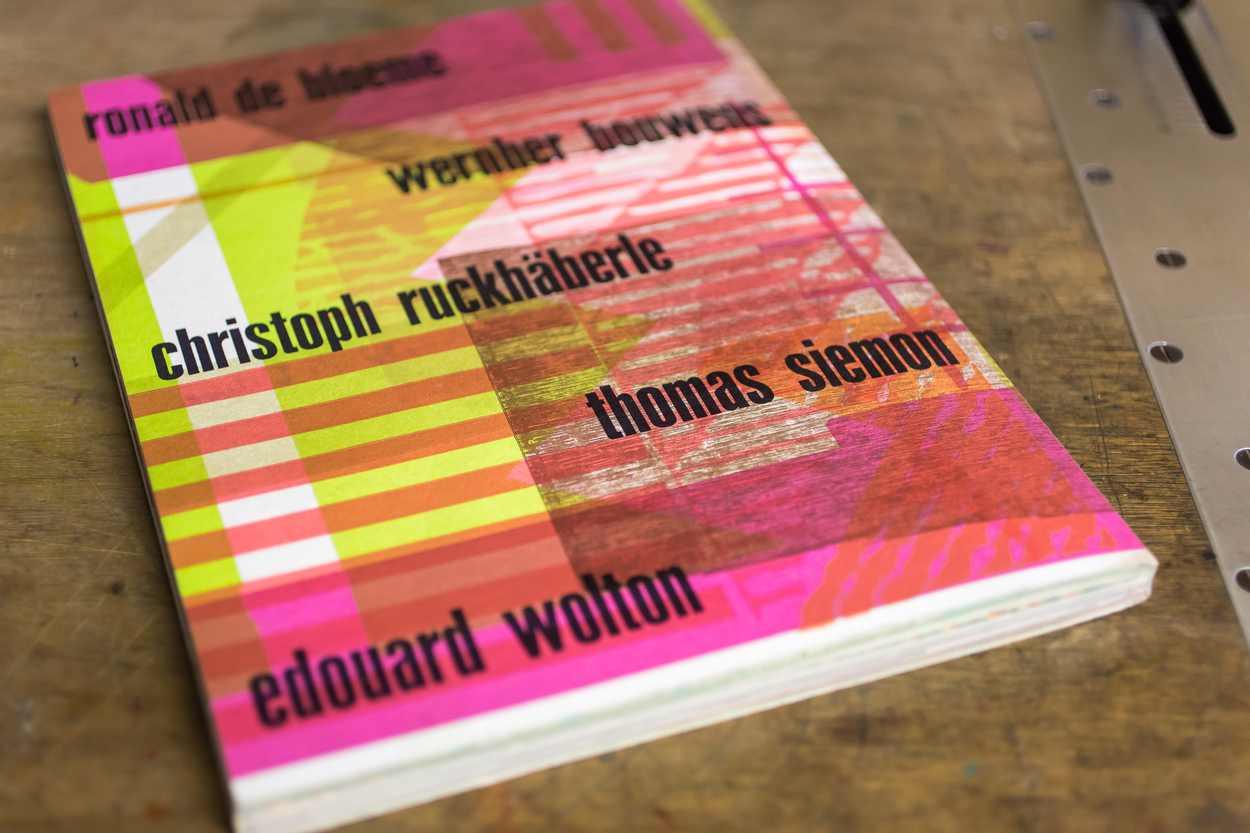 Printjam-Projekt unter anderen von Thomas Siemon.